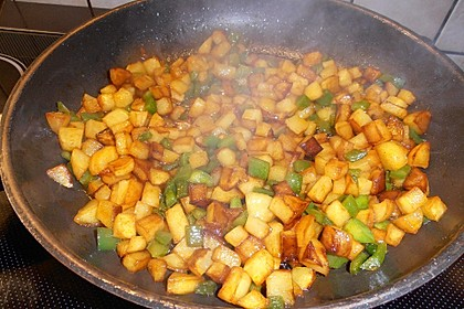 Magdeburger Bratkartoffeln 11