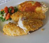Cornflakes Schnitzel (Bild)