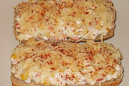 Hüttenkäse - Croque 1