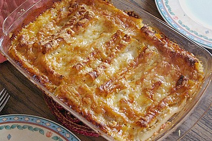 Hüttenkäse - Cannelloni 1