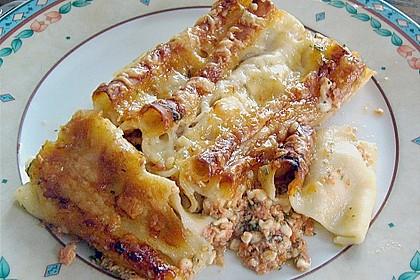Hüttenkäse - Cannelloni 2