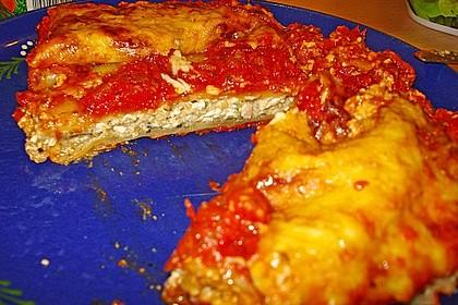 Hüttenkäse - Cannelloni