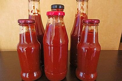 Selbst gemachter Ketchup 14
