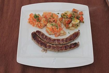 Kartoffel - Karotten - Pastinaken - Püree 8