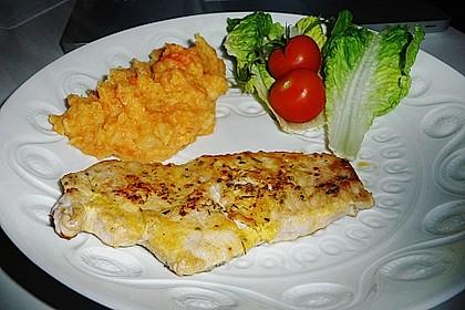 Kartoffel - Karotten - Pastinaken - Püree 7