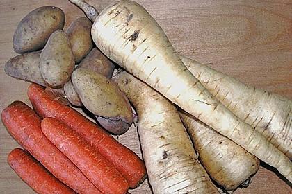 Kartoffel - Karotten - Pastinaken - Püree 17