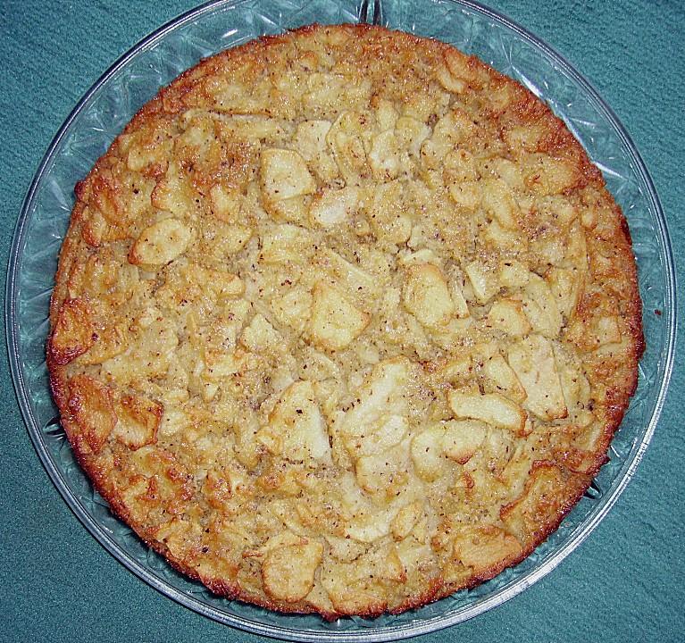 Apfelkuchen Super Saftig Und Einfach Von Redmexx Chefkoch De