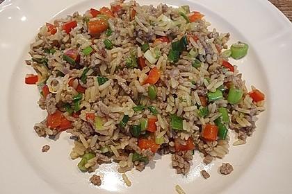 Mexikanisches Reisfleisch 1