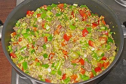 Mexikanisches Reisfleisch 4