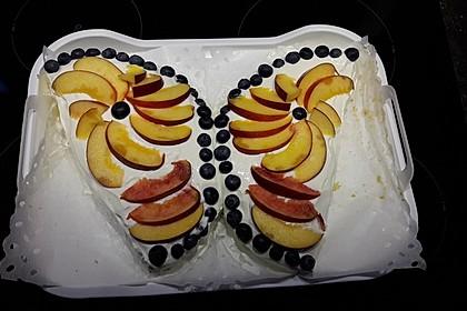 Frischkäse - Obstkuchen 16