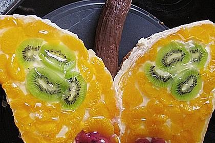 Frischkäse - Obstkuchen 7