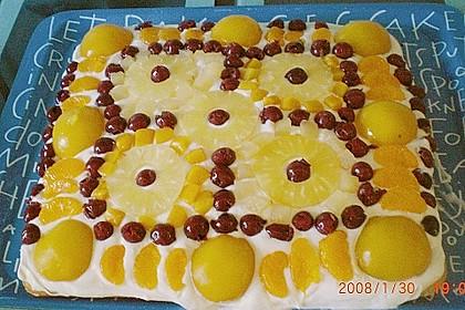 Frischkäse - Obstkuchen 13