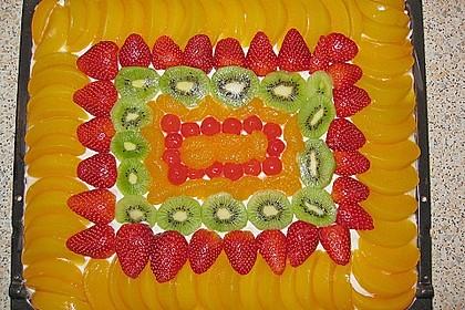 Frischkäse - Obstkuchen 9