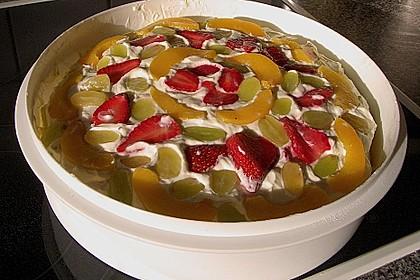 Frischkäse - Obstkuchen 19