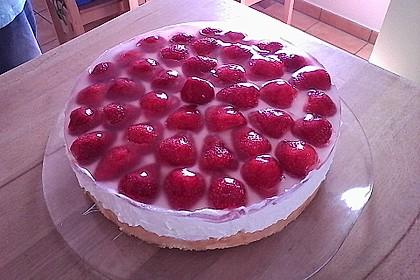 Frischkäse - Obstkuchen 20