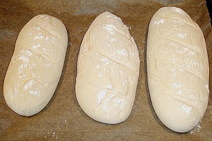 Baguette - Teig aus dem BBA 23