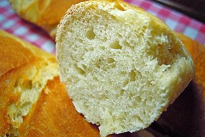 Baguette - Teig aus dem BBA 13