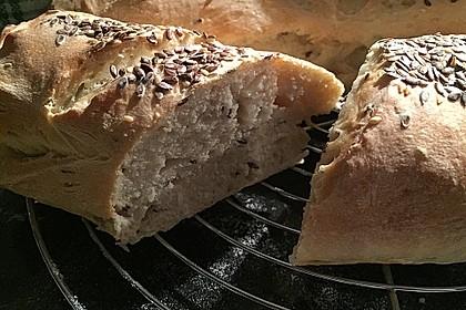 Baguette - Teig aus dem BBA 2
