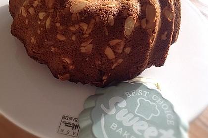Marmorkuchen im Gugelhupf 5