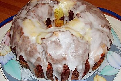 Marmorkuchen im Gugelhupf 6