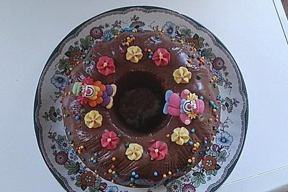 Marmorkuchen im Gugelhupf 2