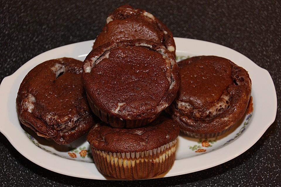 Schokoladen Kasekuchen Muffins Von Petrabc11 Chefkoch De