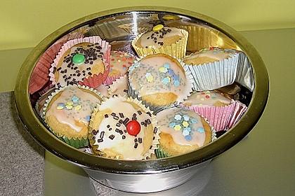 Kindergeburtstags-Muffins (Bild)