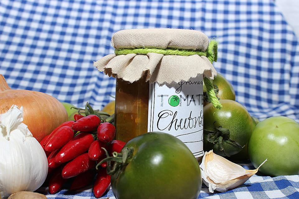 Top Chutney aus grünen Tomaten von hhofmann55   Chefkoch #CV_84