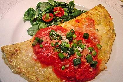 Albertos Omelett 6