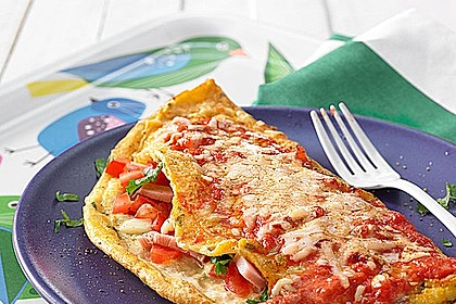 Albertos Omelett 3
