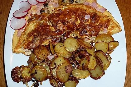 Albertos Omelett 30