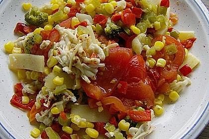 TK Gemüseauflauf Bami 1