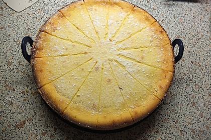 Mohn - Käsekuchen mit Kirschen 32