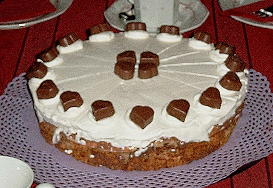 Milka Torte Von Christeltheangel Chefkoch De