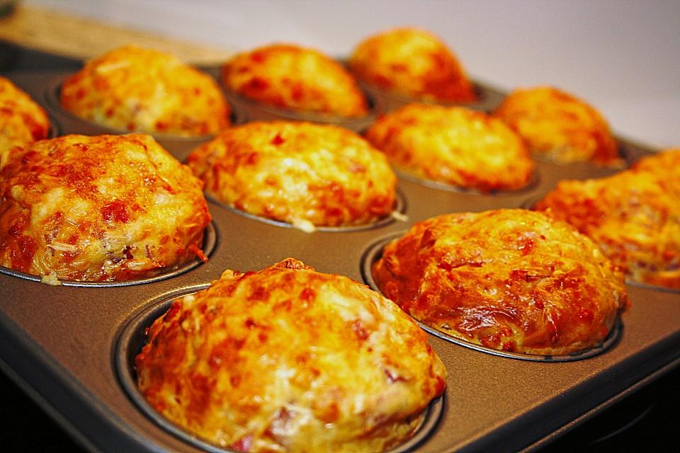 Schinken Kase Muffins Von Hexlein08 Chefkoch De