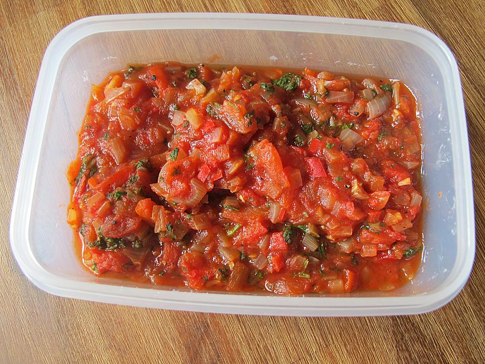 Texicana salsa sauce rezept