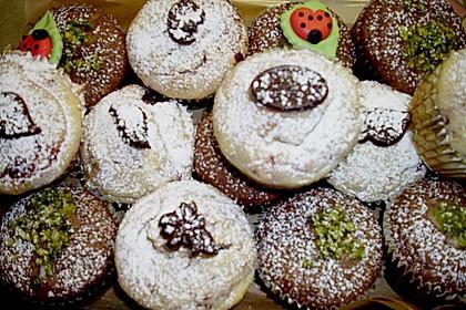 Bananen - Schoko - Muffins 23