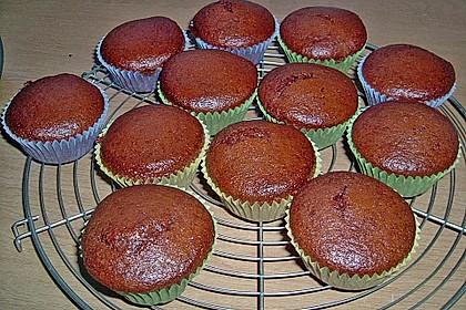 Bananen - Schoko - Muffins 6