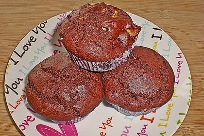 Bananen - Schoko - Muffins 4