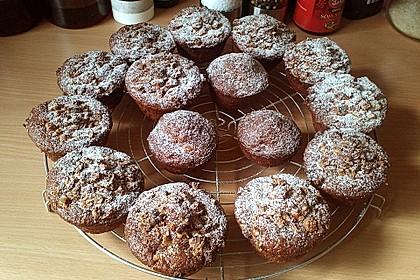 Bananen - Schoko - Muffins 5