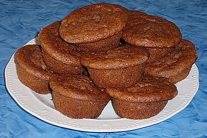 Bananen - Schoko - Muffins 16