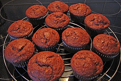 Bananen - Schoko - Muffins 10