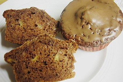 Bananen - Schoko - Muffins 22