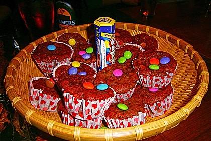 Bananen - Schoko - Muffins 1