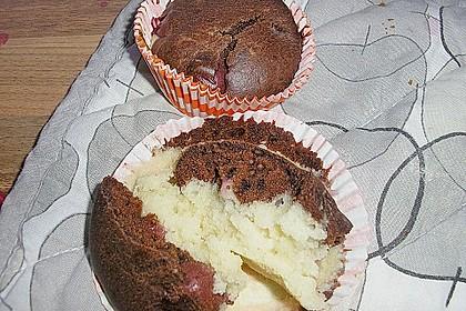 Donauwellen - Muffins 6