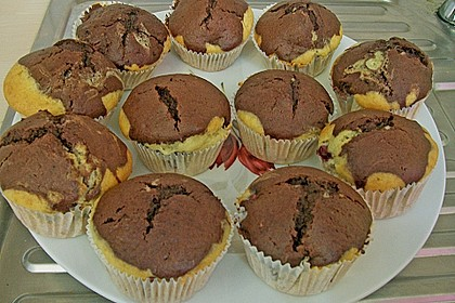 Donauwellen - Muffins 4
