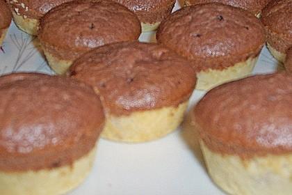 Donauwellen - Muffins 14
