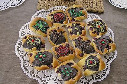 Donauwellen - Muffins 1