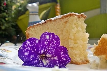 Einfacher Zitronenkuchen für Anfänger (Bild)