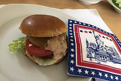 All American Burger 45